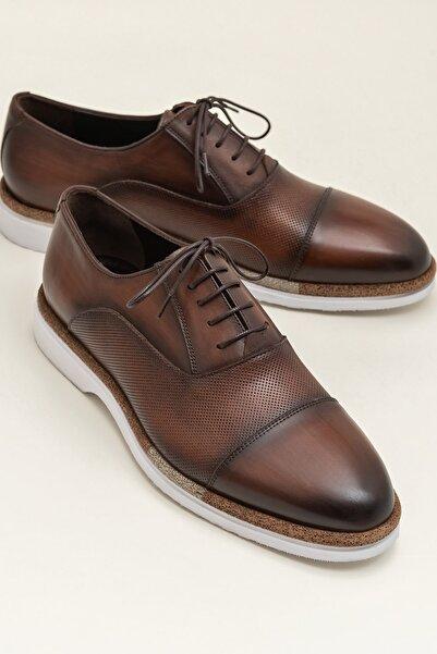 Elle Shoes BORDON Taba Erkek Casual Ayakkabı 20YBH6900