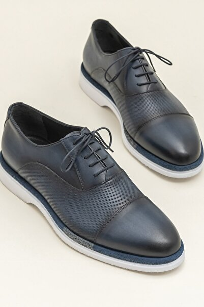 Elle Shoes BORDON Lacivert Erkek Casual Ayakkabı 20YBH6900