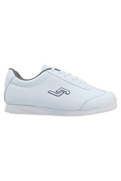 Beyaz Gümüş Kadın Sneaker 190 21188Z