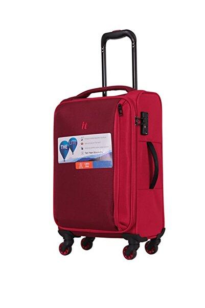 IT LUGGAGE 02284 Kırmızı Büyük Boy Valiz