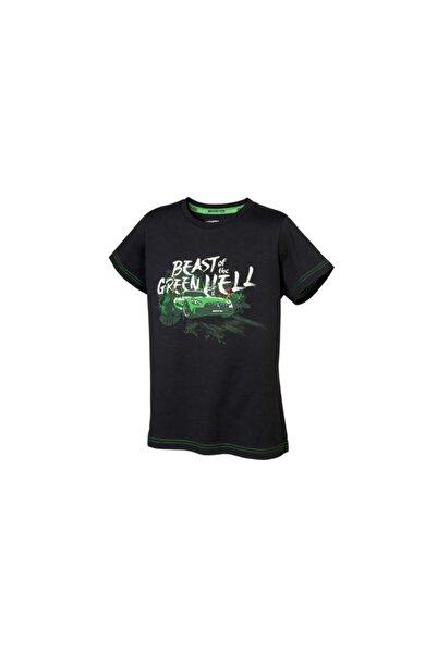 MERCEDES Çocuk Siyah T-shirt