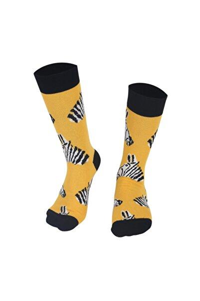 Özgür Çoraplar Zebra Çorap