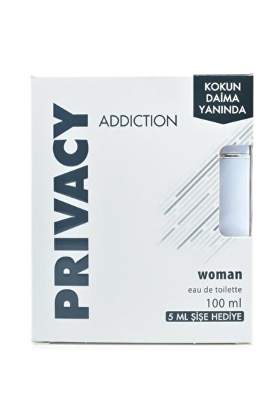 Privacy Addiction Edt 100 ml Kadın Parfüm 8690586018258