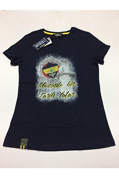Fenerbahçe Kadın Lacivert Tshırt