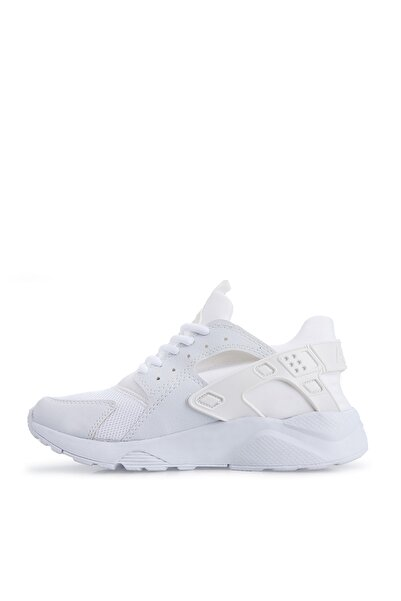 Beyaz Kadın Sneaker 51218726A