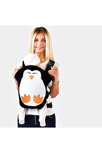 Hanbebe Bel Destekli Çift Yönlü Kulanımlı Bebek Kanguru Penguen Model