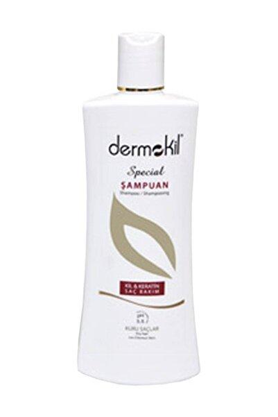 Dermokil Yıpranmış Saçlar Için Onarıcı Vegan Şampuan 400 ml