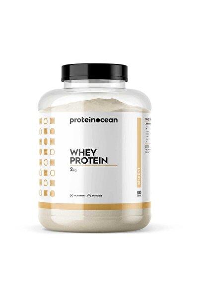 PROTEİNOCEAN Whey Proteın™ Bisküvi 2kg - 80 Servis