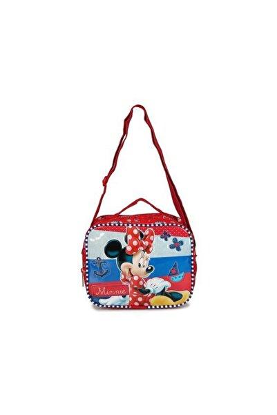 Yaygan Minnie Mouse Kız Çocuk Beslenme Çantası 72847