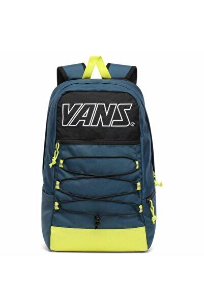 Vans Unisex Mavi Sırt Çantası Snag Plus Stargazer Colorblock Ykp