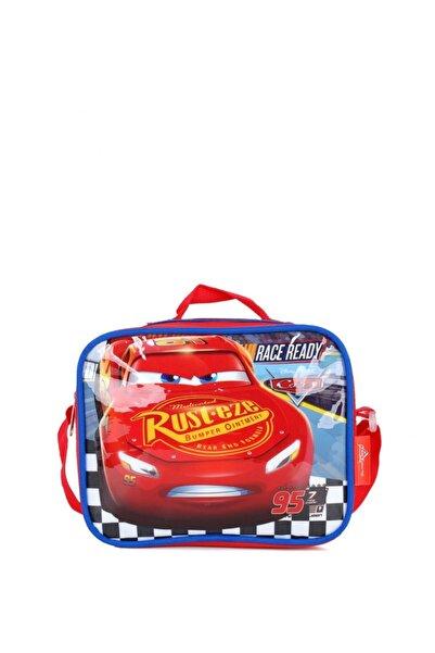Hakan Çanta Cars Race Ready Beslenme Çantası Kırmızı
