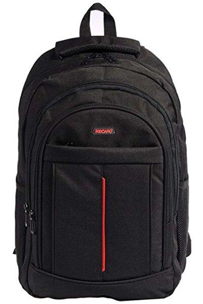 Recaro Laptop Notebook Sırt Çantası 15.6 Inç Siyah