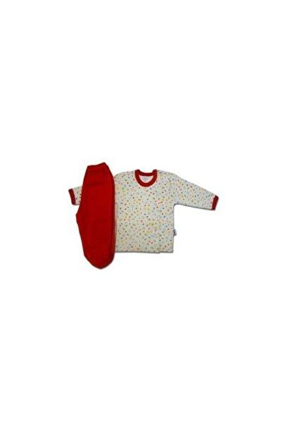 Bebek Pijama Takımı - Kırmızı