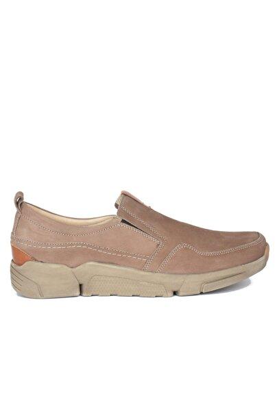Freefoot 4103 Kum Torino Deri Ayakkabı