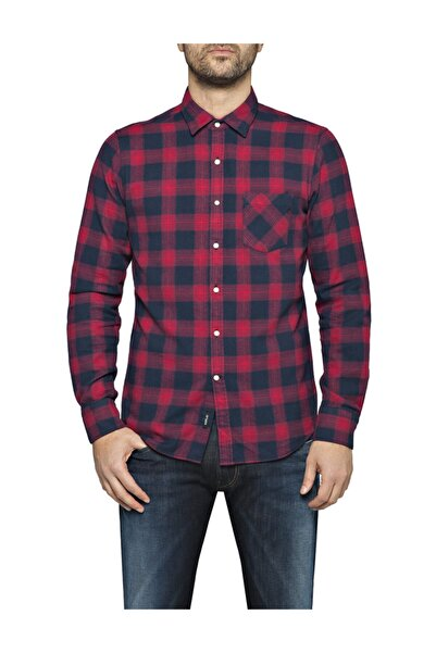 Replay Pamuk Flannel Check