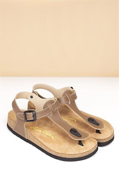 Pierre Cardin PC-5056 Kum Kadın Sandalet