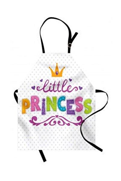 Çocuklar Için Mutfak Önlüğü Küçük Prenses