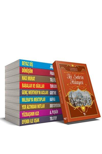 Halk Kitabevi Eşsiz Dünya Klasikleri Seti