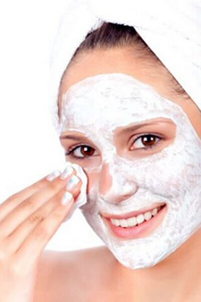 Beyaz Kil Doğal Yüz Maskesi 500 G