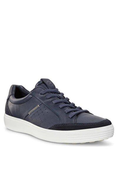 Ecco Erkek Oxford/ayakkabı 43080451313 Soft 7 M Navy/nıght Sky
