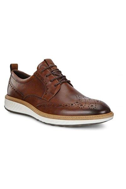 Ecco Erkek Oxford/ayakkabı 83642401053 St.1 Hybrıd Cognac