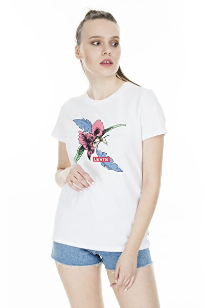 Levi's Kadın The Perfect T-Shirt 17369-0963