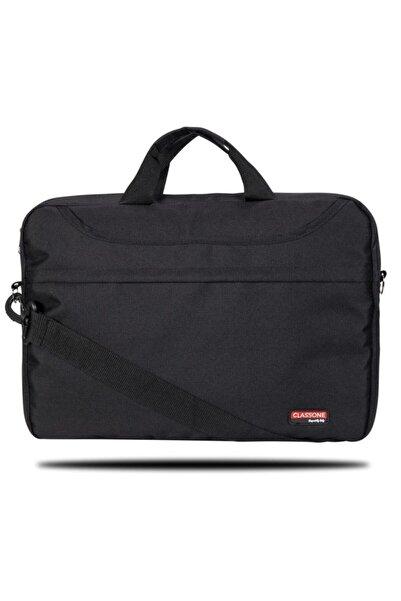 TL2561 15.6 inç Uyumlu Laptop,Notebook El Çantası-Siyah