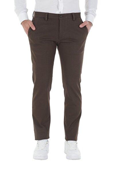 Diandor Erkek Pantolon Kahve/Brown 1823302