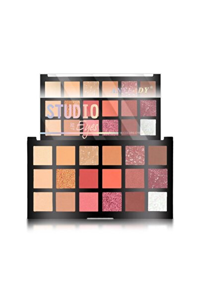 Makeuptime Anylady Studio 18 li Far Paleti 728