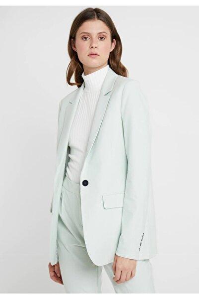 SELECTED Kadın Turkuaz Blazer Ceket