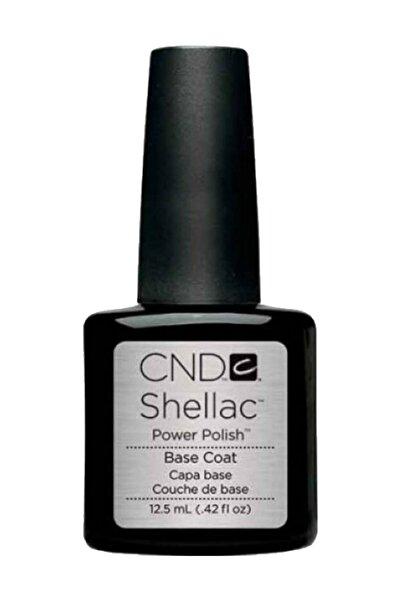 CND Shellac Kalıcı Oje 7.3ml - No - Base Coat
