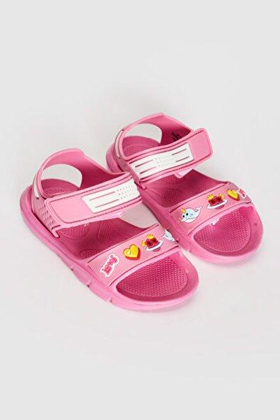 Kız Çocuk Pembe Cs3 Sandalet