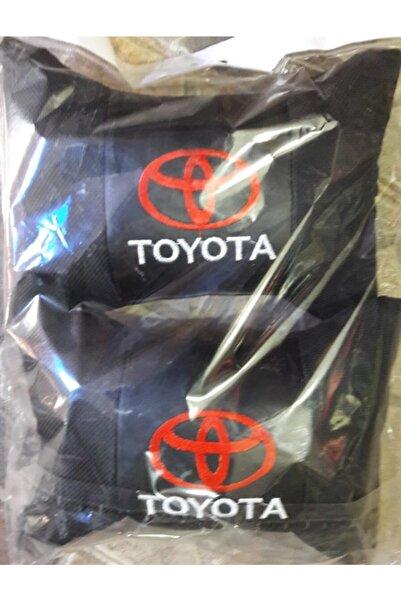 Universal Toyota Deri Boyun Yastıgı