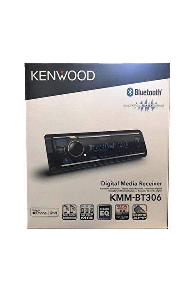 Kenwood Kmm-bt306 Bluetooht Oto Teyp 3 Anfi Çıkışlı