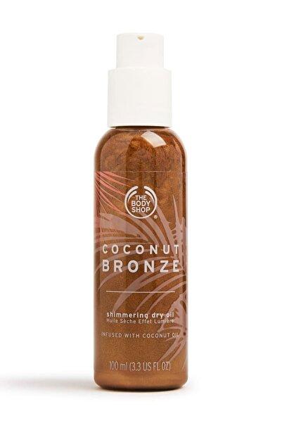 THE BODY SHOP Coconut Bronze Işıltılı Kuru Yağ 100 ml 5028197893965