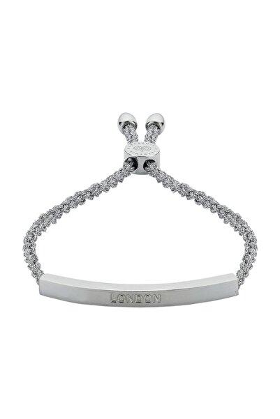 Luzdemia Zincir Bileklik London Gümüş