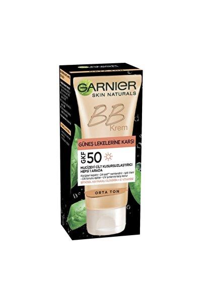 Garnier BB Krem Güneş Lekelerine Karşı Koruyucu GKF 50 3600542363198