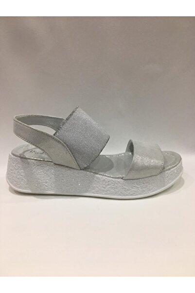 Pierre Cardin Kadın Beyaz Sandalet
