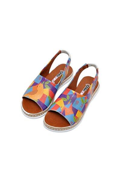 Dogo Minicity Kız Çocuk Sandalet