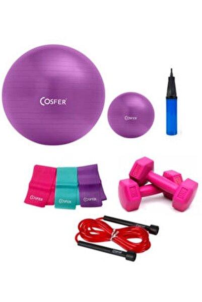 Cosfer Pilates Seti