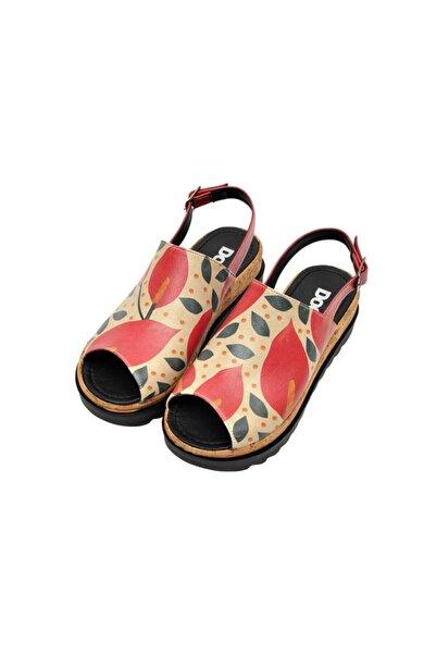 Dogo Growing Together Kadın Kalın Tabanlı Sandalet