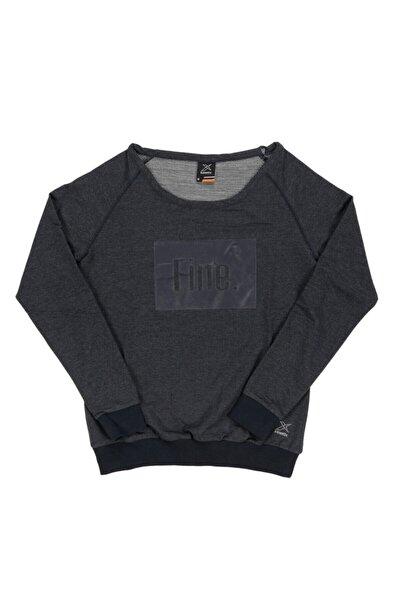 Kinetix Nılly L/s T-shırt Lacivert Kadın T-shirt