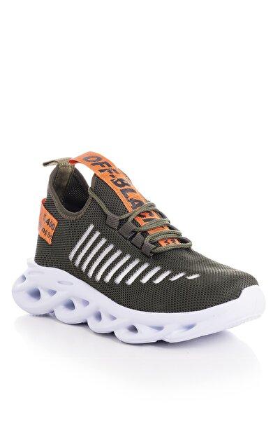 Tonny Black Haki Unisex Sneaker DG6890-0