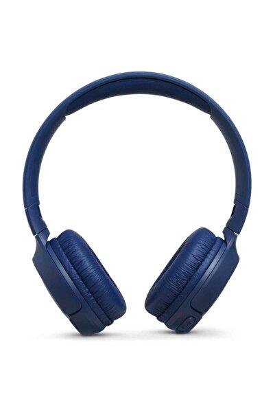 T500bt  Kablosuz Kulaküstü Kulaklık - Mavi