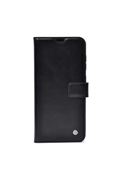 Redmi Note 9 Pro Kapaklı Cüzdanlı Kılıf Siyah