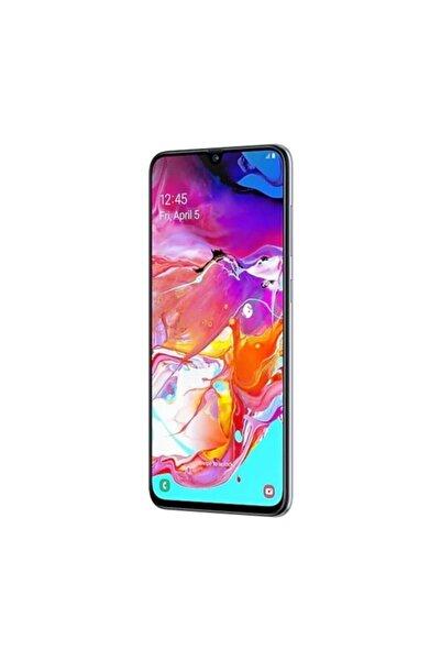 Galaxy A70 2019 128 GB Beyaz (Samsung Türkiye Garantili)