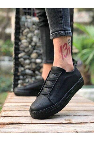 TT013 Siyah ST Erkek Günlük Ayakkabı