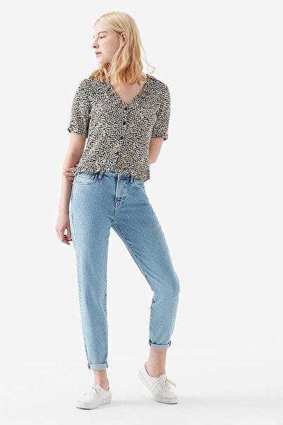 Kadın Cindy Vintage 90S Jean