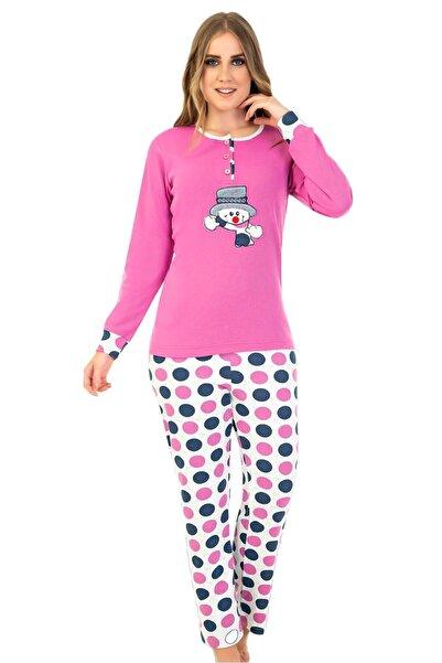 walkie Point Pembe Pijama Takımı