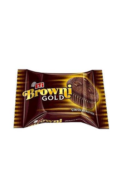 Eti Brownı Gold Kakaolu Daha Soslu Kek 45 gr